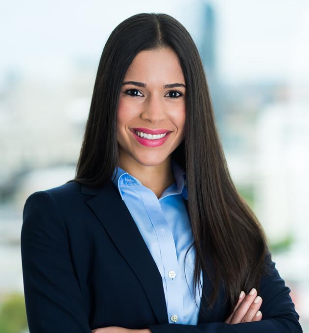 Lawyer Paula Pearson