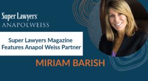 Miriam Barish Super Lawyers