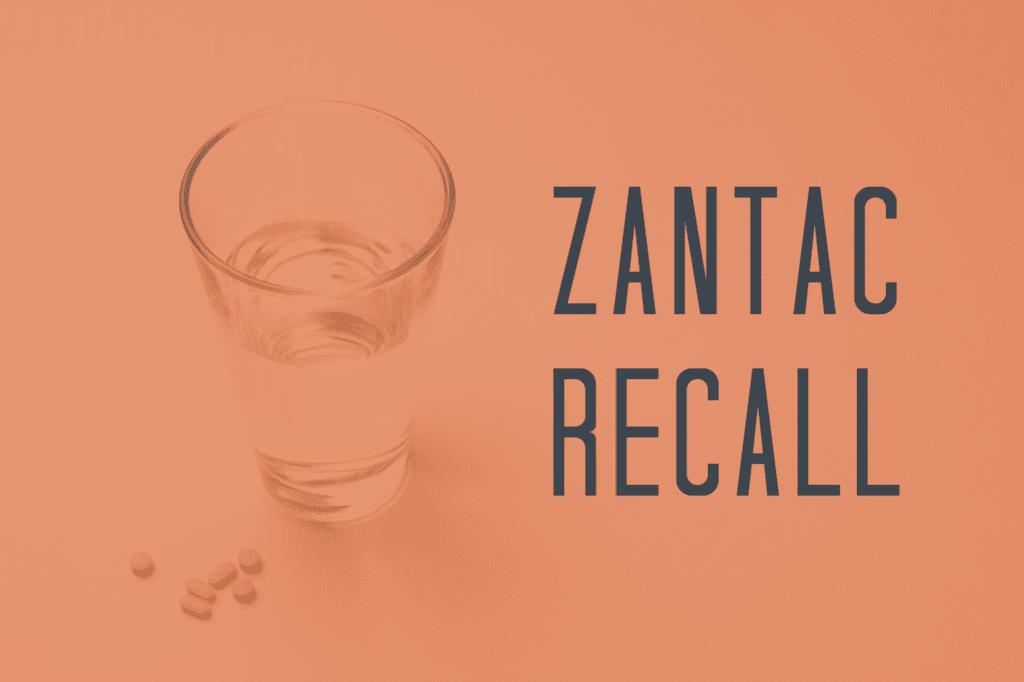 Zantac Recall