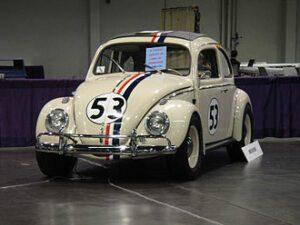 Autonomous Vehicles Herbie The Love Bug